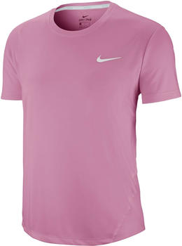 Nike NK Miler Top SS Women (aj8121) rosa