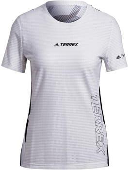 Adidas Women Terrex Parley Agravic TR Pro Tee (GJ7678) acid mint