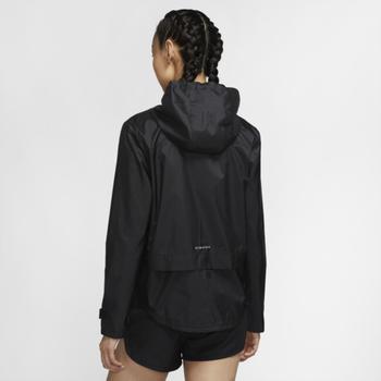 Nike Essential Laufjacke Damen (CU3217-010) schwarz