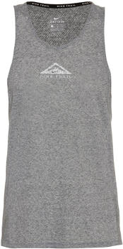 Nike Women's Trail Running Tank City Sleek dark grey heather