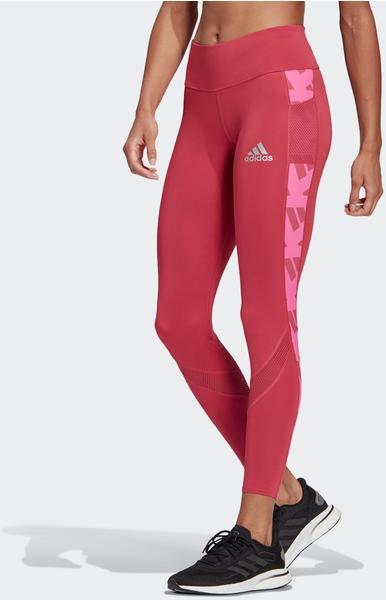 Adidas Own The Run Celebration Running Tights (GK5068) wild pink
