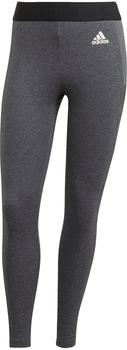 Adidas Designed 2 Move AEROREADY 7/8 Tights (GL4009) dark grey heather-white