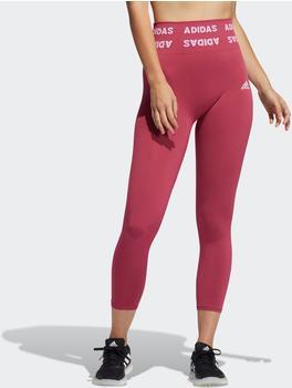 Adidas Training Aeroknit High-Rise 7/8-Tights (GM5156) wild pink