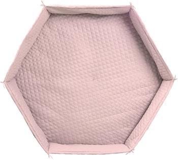 Roba Laufgittereinlage 6-eckig Style rosa