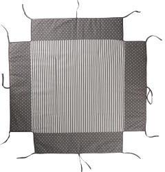 Geuther Laufbettcheneinlage 97 x 97 cm Stoff 154, grau