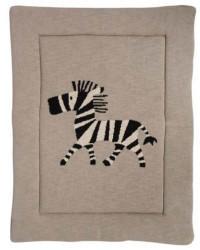Quax Baby Quax Laufgittereinlage zebra