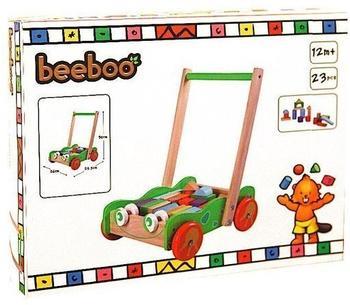 Beeboo Laufwagen mit Bauklötzen