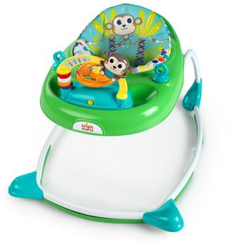 Kids II Bright Starts 60420 Walking Wild Walker, 2-in-1