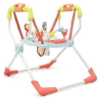 Moni Hopser mit Spielcenter und Musik Baby Jumper Activity Center X-factor