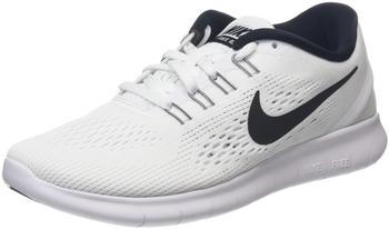 Nike Free RN Women white/black