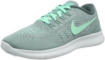 Nike Free RN Women cannon/green glow/hasta/off white