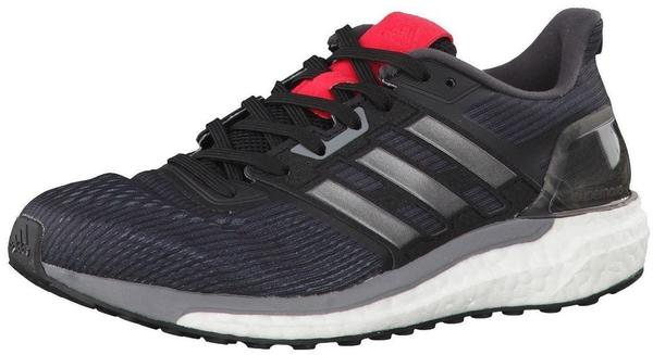 Adidas Supernova Glide 9 W core black/iron metallic/core pink