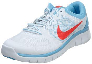Nike Flex Run 2015 GS white/bright crimson/lakeside