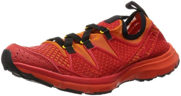 Salomon Crossamphibian clementine-x/radiant red/bee-x