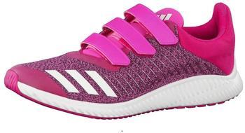 Adidas FortaRun CF K shock pink/ftwr white/bold pink