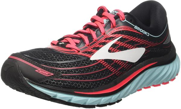 Brooks Glycerin 15 Women black/island blue/diva pink