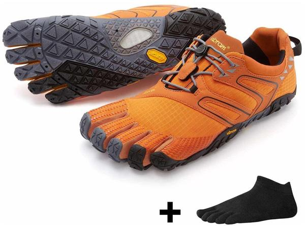 Vibram Five Fingers V-Trail orange/grey/black
