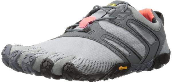 Vibram Five Fingers V-Trail Women grey/black/orange