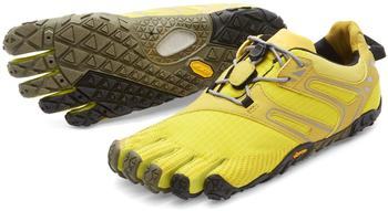 Vibram Five Fingers V-Trail Women yellow/black