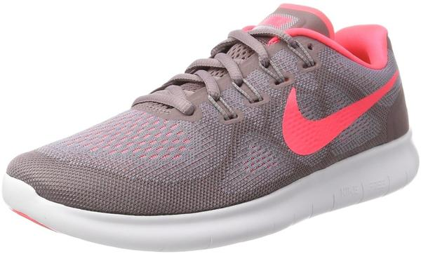 Nike Free RN 2017 Women provence purple/hot punch/taupe grey