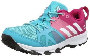 Adidas Kanadia 8 K energy blue/footwear white/easy pink