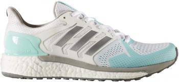 Adidas Supernova ST W footwear white/silver metalic/energy aqua