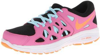 Nike Dual Fusion Run 2 GS pink/black/light blue