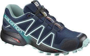 Salomon Speedcross 4 W poseidon/eggshell blue/black