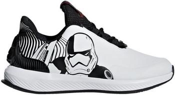 Adidas RapidaRun K Star Wars core black/ftwr white/scarlet