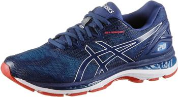 Asics Gel-Nimbus 20 blue print/race blue
