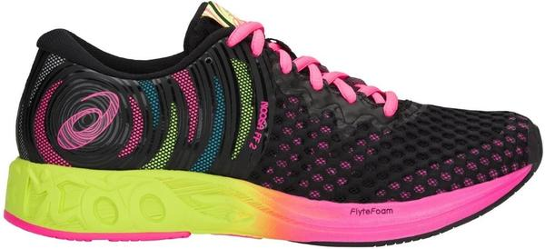 Asics NOOSA FF 2 Women black/hot pink