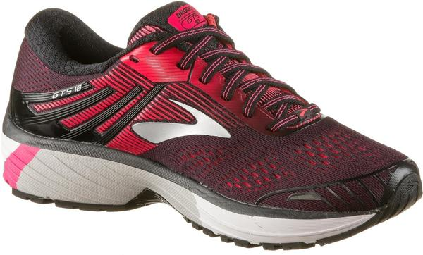 Brooks Adrenaline GTS 18 W black/black/pink
