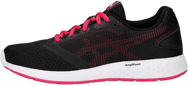 Asics Patriot 10 Women black/pixel pink Test | Experten bewerten ...