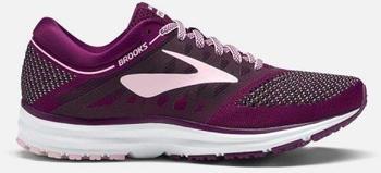 brooks-revel-women-plum-pink-black