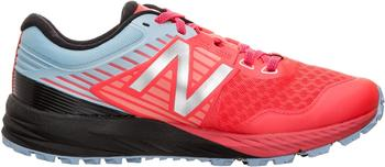 New Balance 910v4 Trail Women vivid coral/sky blue/black
