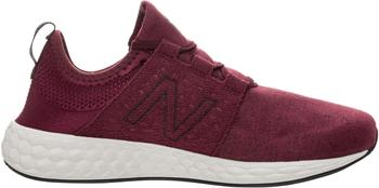 New Balance Fresh Foam Cruz Retro Hoodie burgundy