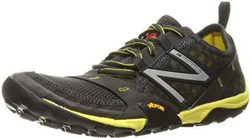 New Balance Minimus 10v1 Trail dark grey/yellow