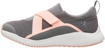 Adidas FortaRun X CF K grey heather/clean orange