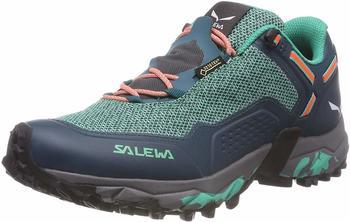 Salewa Speed Beat GTX W shaded spruce/fluo coral