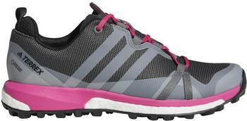 Adidas Terrex Agravic GTX W grey four/grey one/real magenta