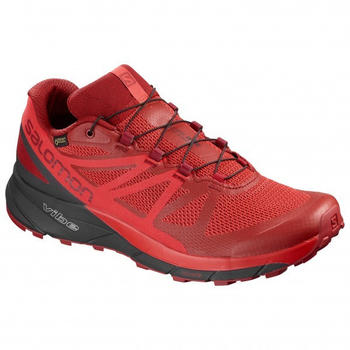 Salomon Sense Ride GTX Invisible Fit (406121) red dahlia/phantom/high risk