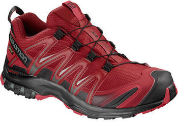 Salomon XA Pro 3D GTX red dahlia/black/barbados cherry
