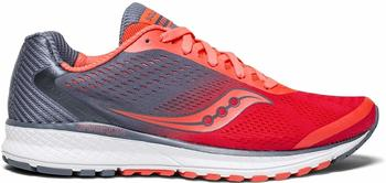 Saucony Breakthru 4 Women viz red/grey