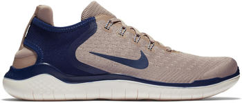 Nike Free Run 2018 diffused taupe/guava ice/blue void