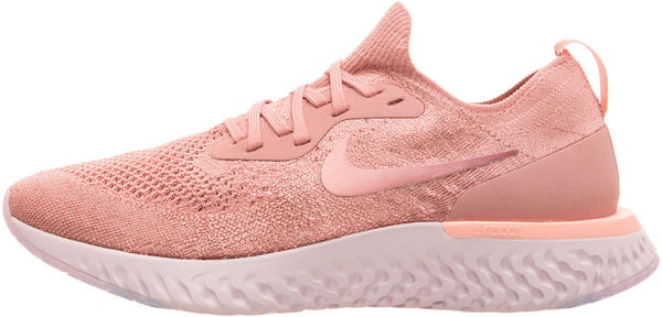 Nike Epic React Flyknit Women rust pink/tropical pink/barely rose/pink tint