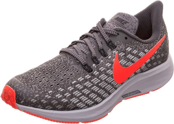 Nike Air Zoom Pegasus 35 GS thunder grey/bright crimson/phantom