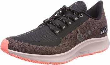 Nike Air Zoom Pegasus 35 Shield Water-Repellent Women oil grey/smokey mauve/particle rose/metallic silver