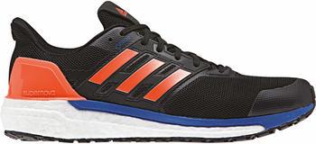 Adidas Supernova Gore-Tex Shoe core black / hi-res orange / hi-res blue
