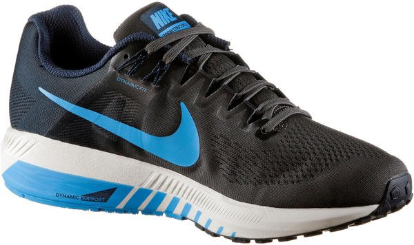 Nike Air Zoom Structure 21 (904695-404) Men blackblue