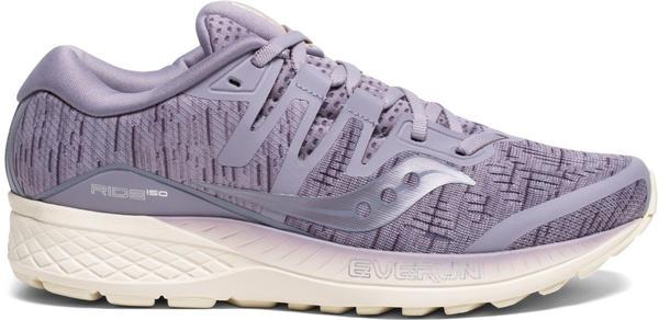 Saucony Ride ISO Women's purple shade